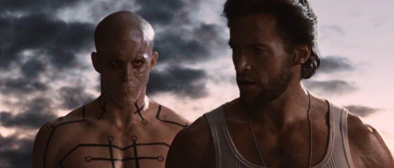 x-men origins wolverine deadpool